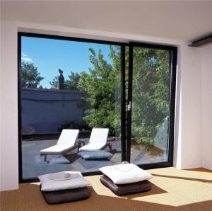 Алюминиевые фасады, окна и двери