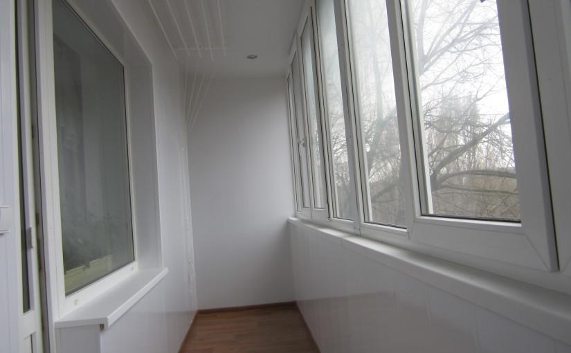 Качественное остекление балконов и лоджий от компании