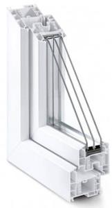 Окна с профиля REHAU Geneo