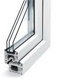 Профильная система КBE Optima. Окна КBE