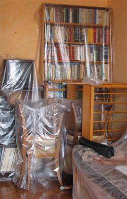 Как правильно подготовить квартиру к монтажу.