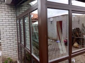 веранда окна ПВХ