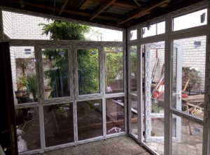 фото веранды с окнами Steko