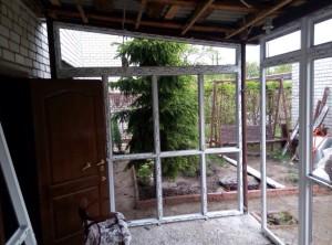 пластиковые окна Steko на веранду