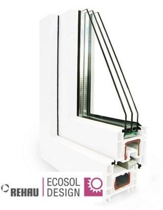 Окна Рехау Euro 60.