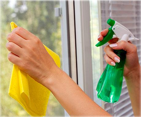 Эксплуатация пластиковых окон