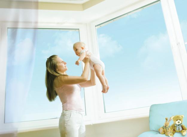 Установка пластиковых окон – важная часть в ремонте детской