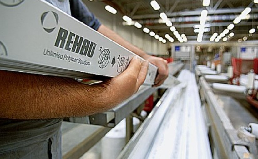 Профиль Rehau — купить с установкой